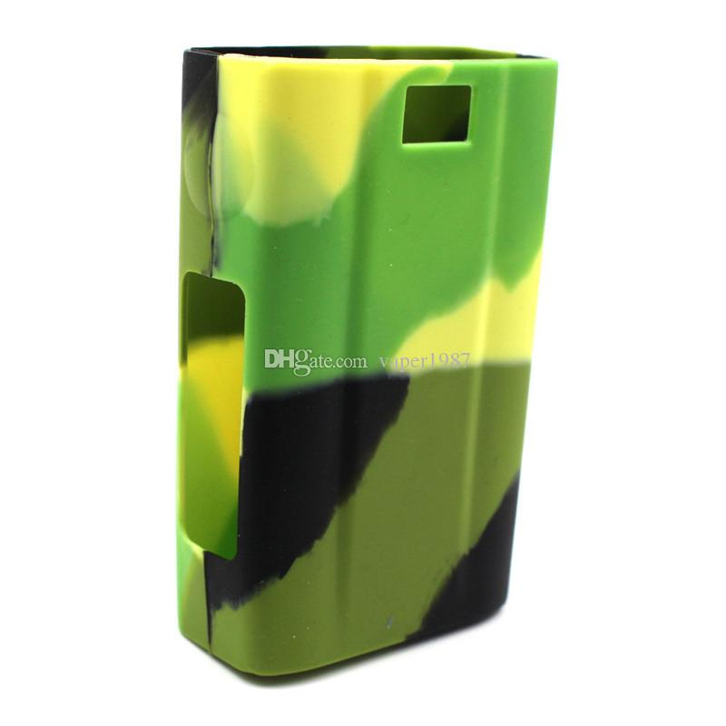 Silicone Case for joyetech evic vt 60w Temp Control TC Box Mod Soft Rubber Carrying Case Protected Pouch for iStick 60W