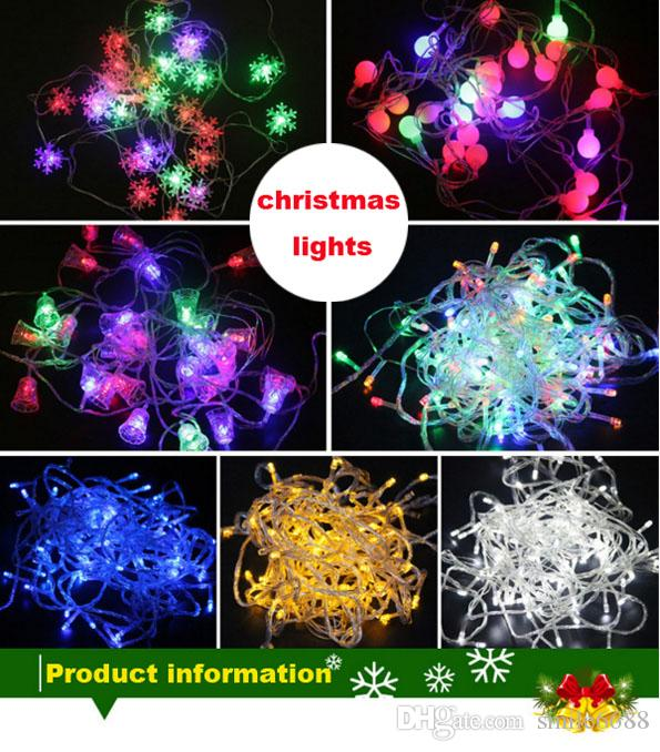Led String Light Small Lights Flashing Light Star Room Decoration Lamp Battery Lamp Wedding Festival Christmas Lamp Bulb Christmas Ornaments And Decorations