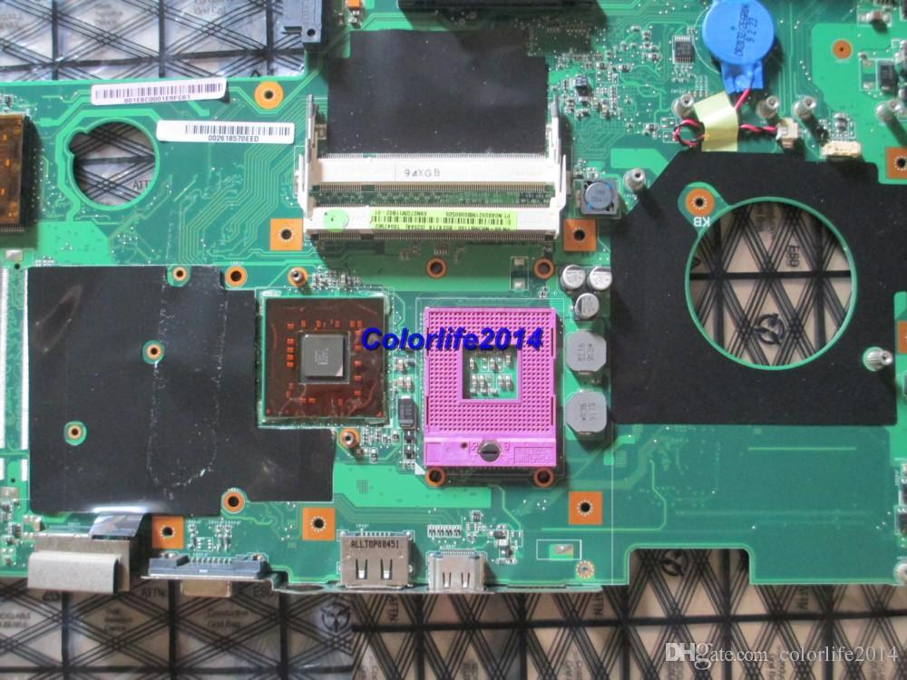 for ASUS X71A M70V rev 2.2 08G2A00MV22J Laptop Motherboard System board/Mainboard fully tested & working perfect