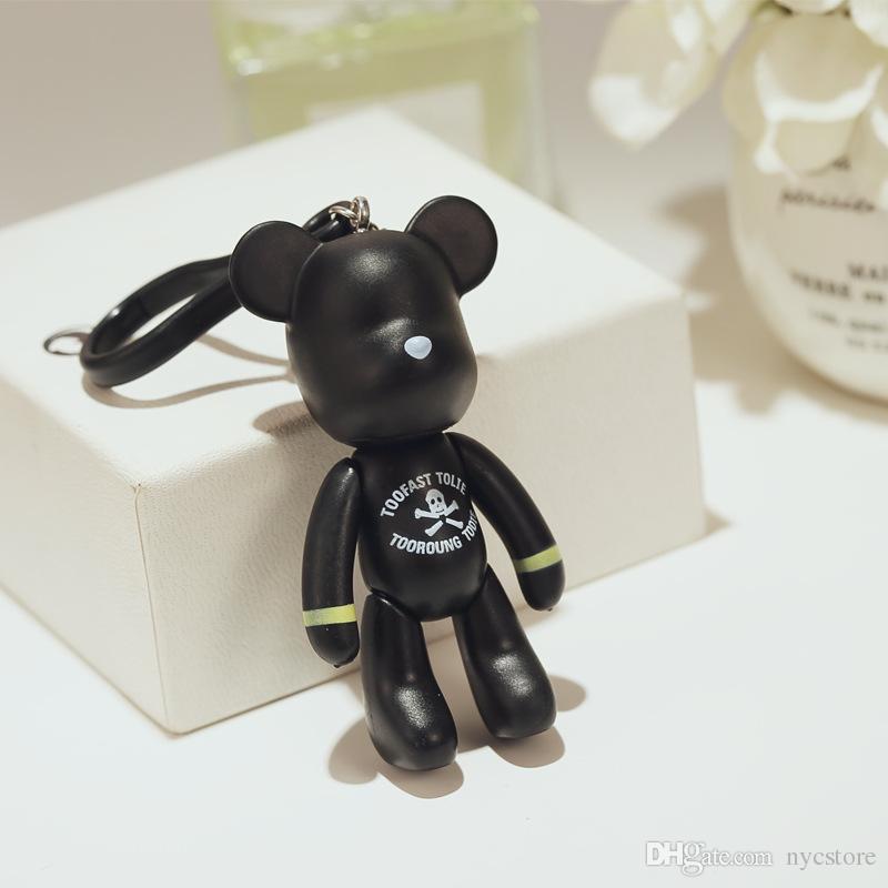 i Portachiavi anime giapponesi Portachiavi tenebroso Portachiavi da donna di alta qualità Portachiavi Orso adorabile portachiavi assortiti