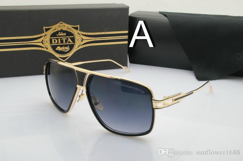 5a9501f294 Dita Mach One Sunglasses Men