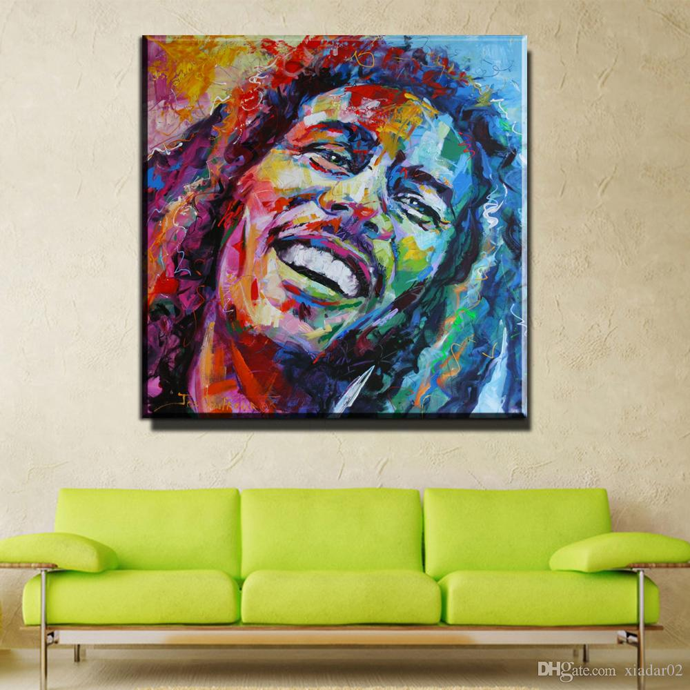 ZZ669 watercolor canvas prints art modern abstract portrait canvas oil art painting wall pictures for livingroom bedroom decor
