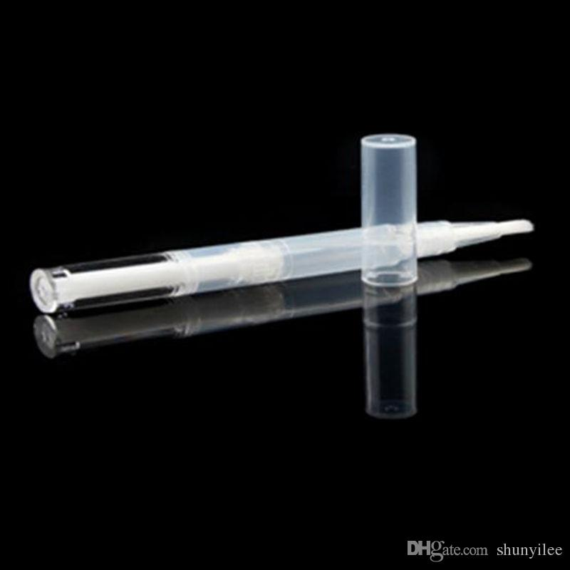 3ML 5ML Empty Twist Pen with Brush Travel Portable Tube Nail Polish/ Teeth Whitening Gel/ Eyelash Growth/ Lip Gloss tube F20171988