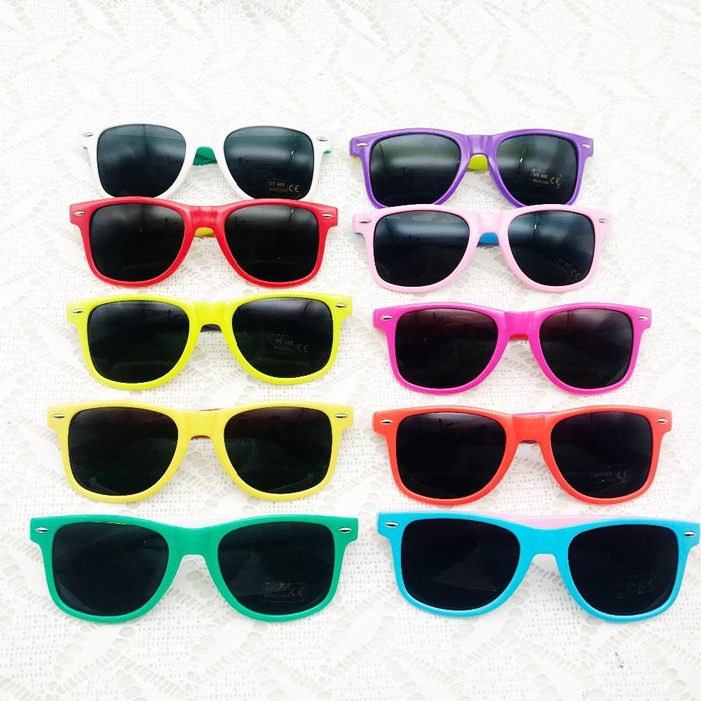 385ad21fa0ec Mix Color Funny Party Favor Neon Party Sunglasses Favors Party Toys Goody  Bag Favors Wedding Glass Frames Online Eyeglasses From Jackliu07