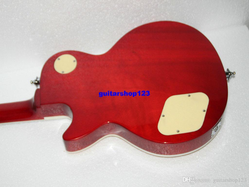 Ücretsiz Kargo Slash AFD Elektro Gitar Maun gövde tek parça boyun gitar en çok satan