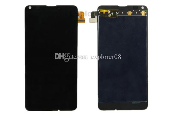 Test Passed LCD Display Touch Screen Digitizer assembly for Microsoft for Nokia Lumia 640 vs N640 LCD assembly Tempered Glass + Tools