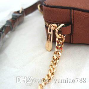 2018 men or women Leather gold silver chain hot sell Wholesale retail bags handbags shoulder totes bags messenger