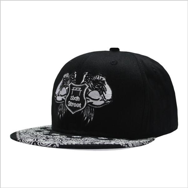 black cotton caps men hip hop baseball kangol troop flexfit cap white hat