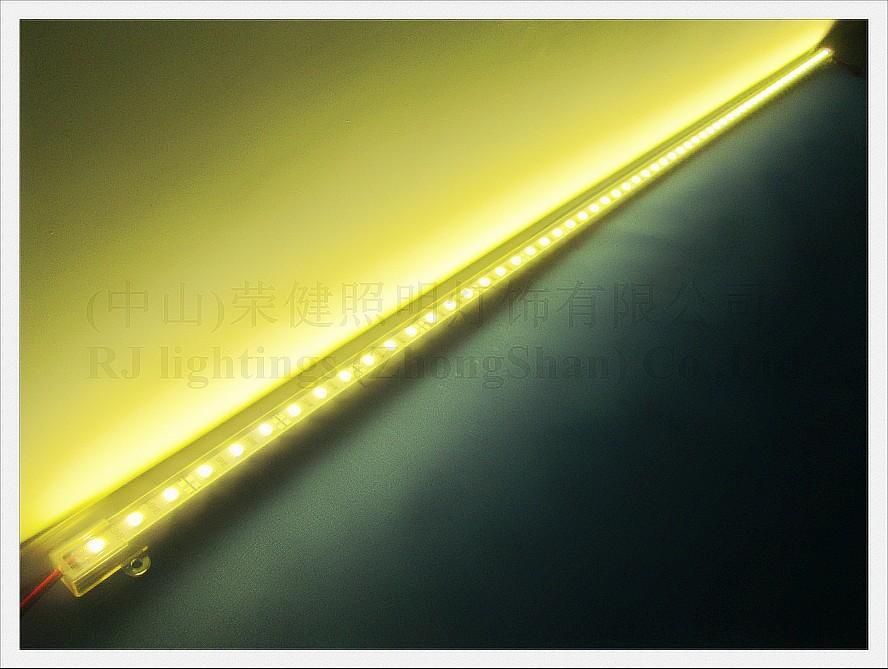 LED Sert Şerit Işık 5050 LED Işık Bar Dolabı Işık 100 cm 60 LED SMD5050 DC12V Ücretsiz Kargo