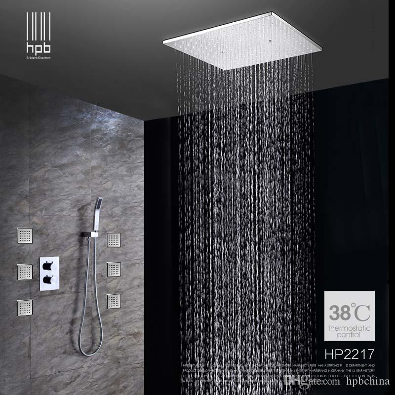 Bathroom Shower Sets Wholesaler Hpbchina Sells Han Pai Brass ...