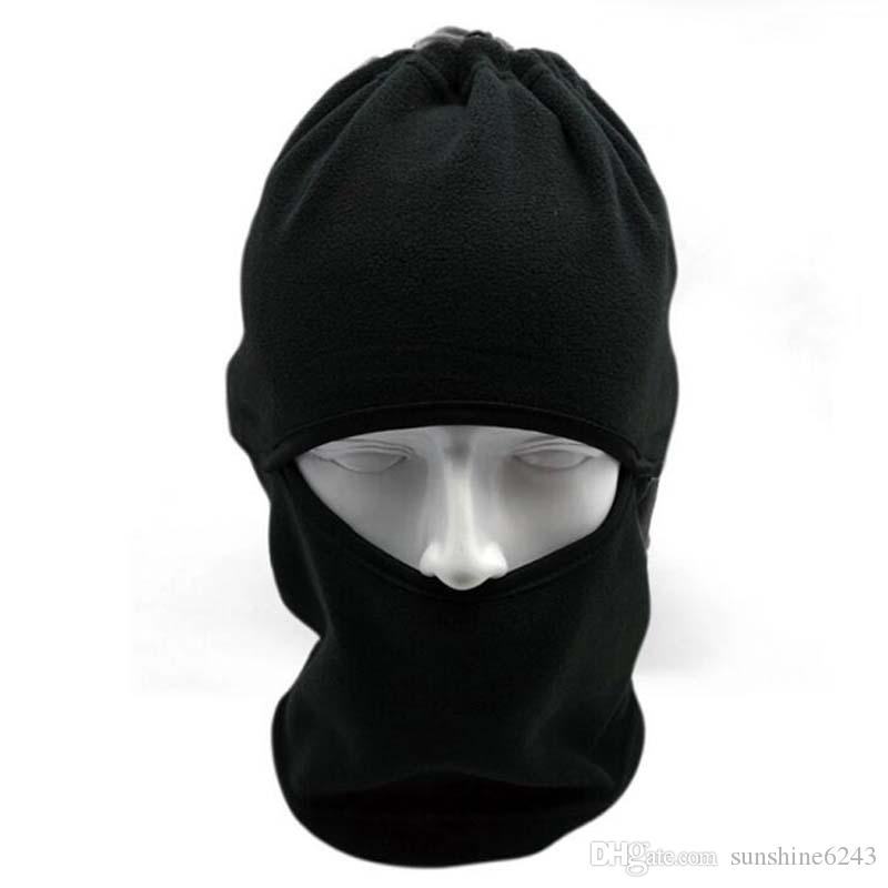Windproof Counter Terrorism Caps Thickened Caught Wearing Earmuffs Hat Balaclava Face Mask Scarf Winter Wind And Tiger Hat