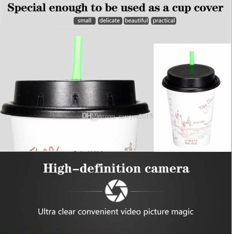 Water Bottle pinhole Camera HD 1080p Night vision Water cup video Camera Home security Camera With Motion Detection