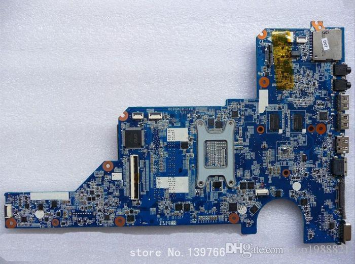 655985-001 for HP G4 G6 G7 motherboard with intel DDR3 cpu I3-370M DSC HM55 520M 1G