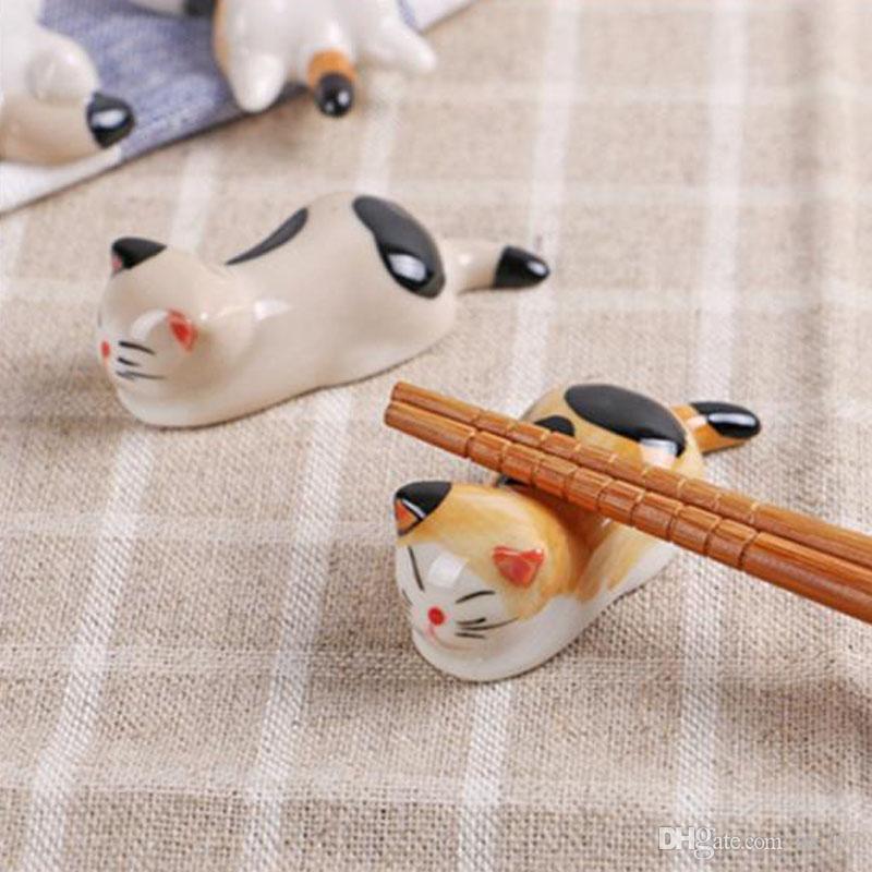 Artificielle mini chat porcelaine ornement fée jardin miniatures gnomes mousse terrarium décor résine artisanat bonsaï décor à la maison pour le bricolage