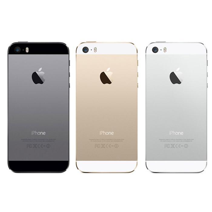 78734acaaf7 Moviles Baratos De Segunda Mano Original IPhone 5S I5S Fingerprit 4.0  Pulgadas Smartphone Restaurado Dual Core 1G RAM 16GB / 32GB / 64GB ROM  Touch ID ...