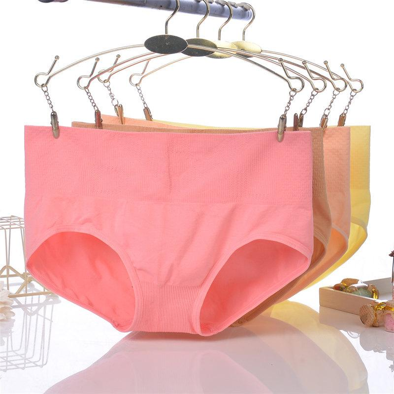2019  327 Wholesale Lingerie Women S Seamless Underwear Sexy Female ... f6852e923