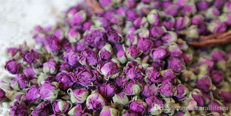 1000g Üst sınıf organik Çin Sincan çöl gül tomurcukları Rosa damascen kurutulmuş gül güzellik kırmızı gül çay Anti-Aging Çiçek Çayı ft-o41