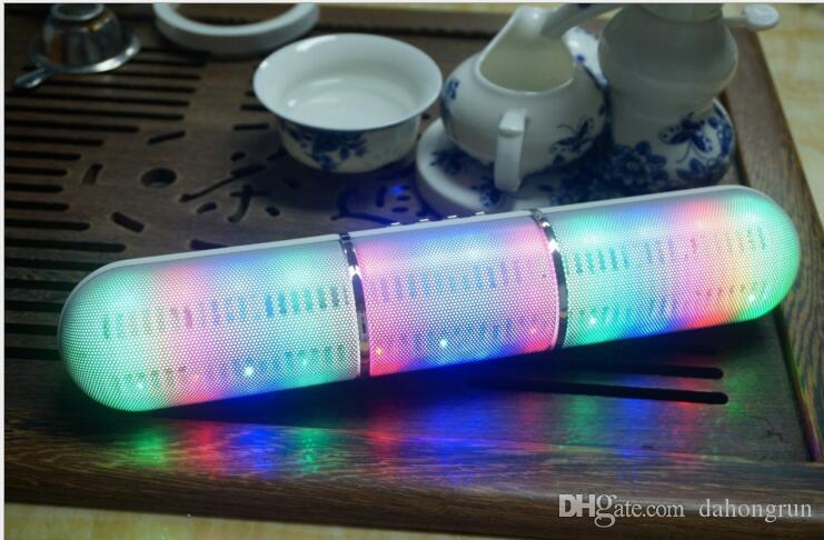New Pulse Pills Led Flash Lighting Jhw V318 Portable Wireless ...