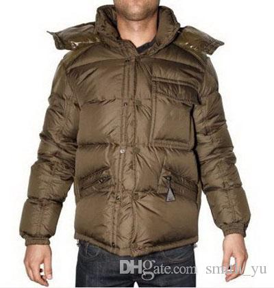 732ad75e9088 2019 Hot Fashion Brand Winter Down Jacket Men S Hooded Warm Coat Discount  Luxury Jackets For Men Coat Best Quality Sale From Smith yu