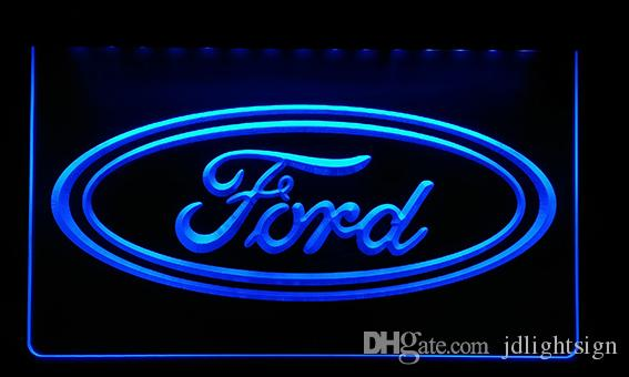 LS155 B Ford Car Neon Signs Light Signs 3D Night Light LED Online With  $16.18/Piece On Jdlightsignu0027s Store | DHgate.com