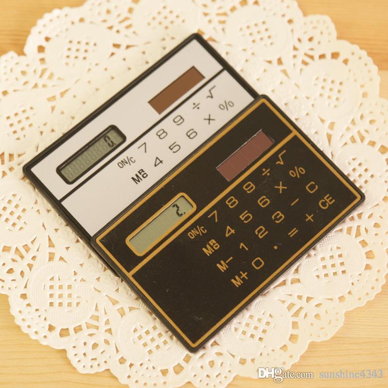 Best 2016 Hot! New Card Calculator / Portable Slim Calculator ...