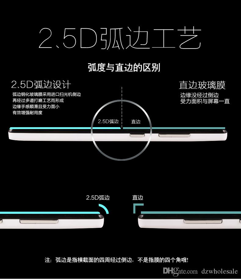 Top Quality 9H Premium Tempered Glass For For Huawei Honor Y5C/Y625/Y635/5XY560/G8/5C/8 Screen Protector Film