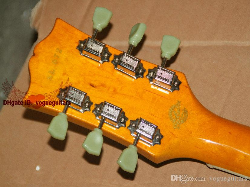 New Arrival Custom Shop Electric guitar OEM Guitars Accept customize any color High Quality Musical instruments