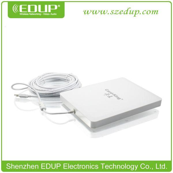 Tarjeta de red wifi de 150 Mbp al aire libre EDUP KW-1505N Ralink3070 Chipset 802.11N USB Wireless Lan Tarjeta con antena 24dBi