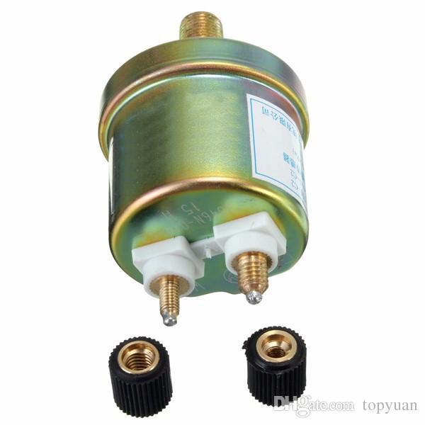 1/8 NPT Sensor de Pressão de Óleo Do Motor Interruptor de Pressão de Óleo Sensor de Medidor Remetente