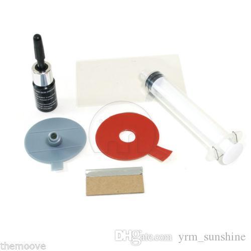 Novo Auto Vidro De Carro Pára Brisa De Vidro Para Chip Crack Bullseye Kit de Reparação DIY Kit de Reparação de Brisas