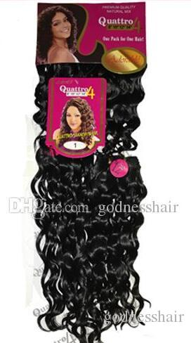 Adorable spanish wave synthetic hair high temperature fiber weft see larger image pmusecretfo Choice Image