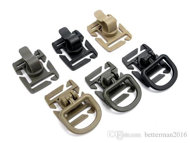 6 Stück 1 Zoll G Haken Outdoor Gurtband Schnalle für Rucksack Strap 25mm Weitere Sportarten