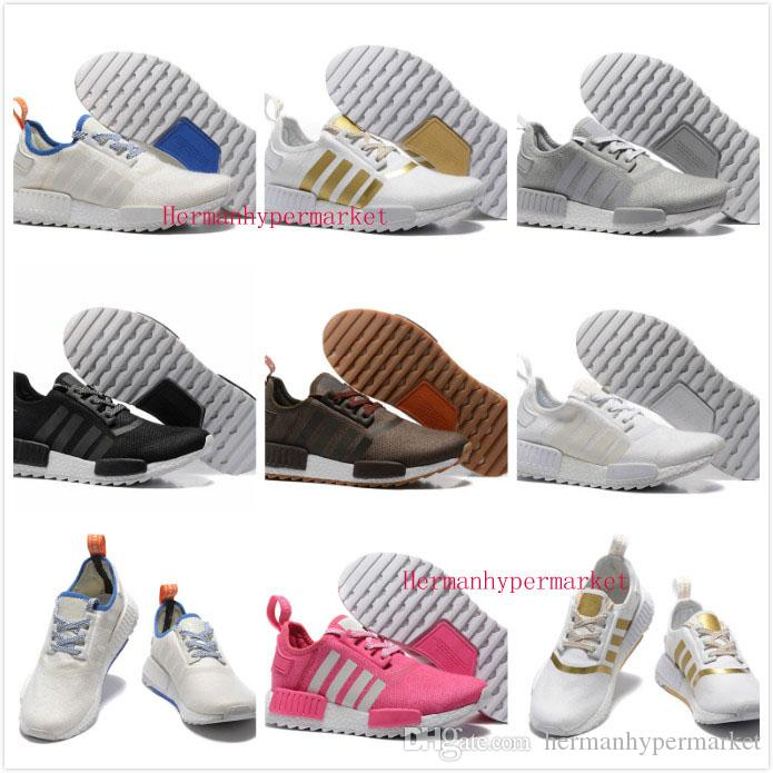 b461e507d0f5e Lacne Pánske / Dámske Adidas NMD R2 čierne / biele Topánky SK