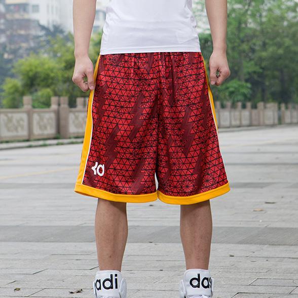5b5b26c1e71 Compre Pantalones Cortos De Baloncesto De Los Nuevos Hombres Grandes Y  Altos Del Diseñador Longitud De La Rodilla Que Corre Pantalones Cortos  Deportivos Con ...