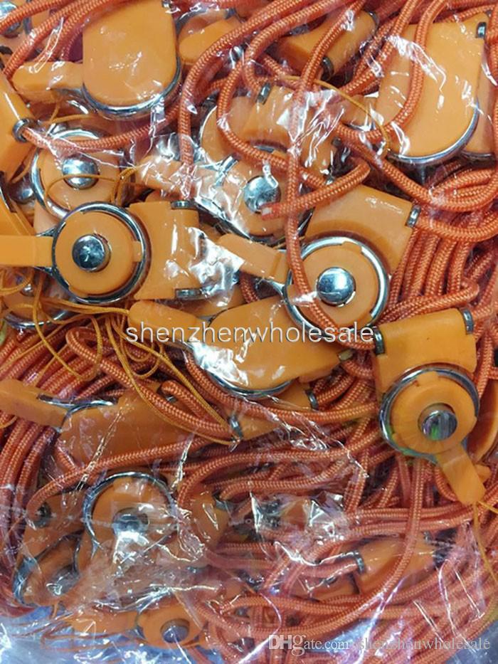 Lanière anneau détachable anneau de cou rotatif accrocher des charmes de charme pour téléphone portable lecteurs mp3 flash mp4 cartes d'identité téléphone portable