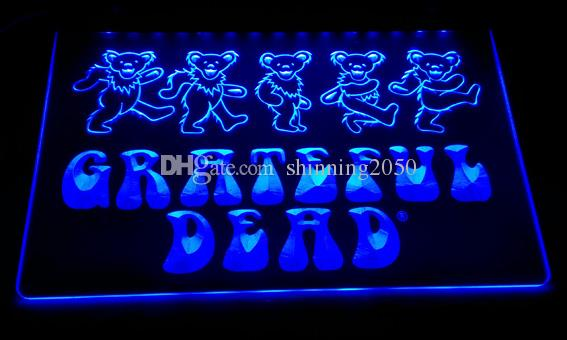 Captivating LD152 B Grateful Dead LED Neon Light Sign Decor Dropshipping Wholesale To  Choose Light Signs LED Small Night Light Online With $29.36/Piece On ...
