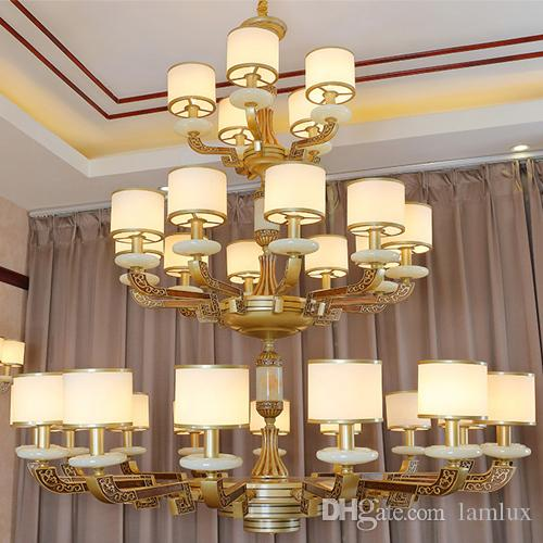 Modern chinese style high end chandelier lights lanterns zinc alloy modern chinese style high end chandelier lights lanterns zinc alloy chinoiserie marble decorative led chandeliers lighting pendant light small chandelier aloadofball Choice Image
