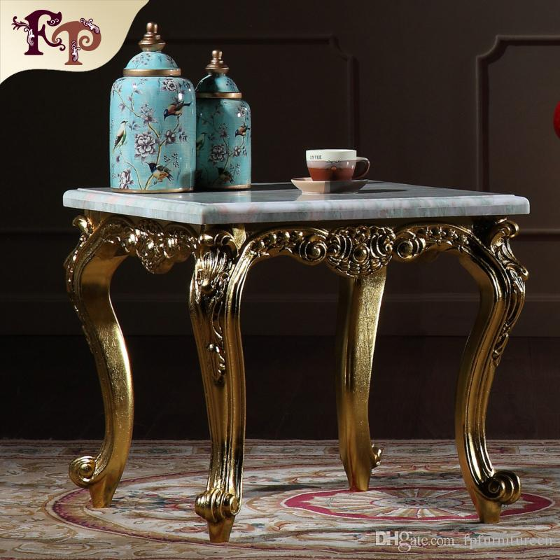 Antique Reproduction Furniture Manufacturer European Classic Coffee Table  With Marble Top Versailles Sofa Classical Furniture Baroque Golden  Furniture ...