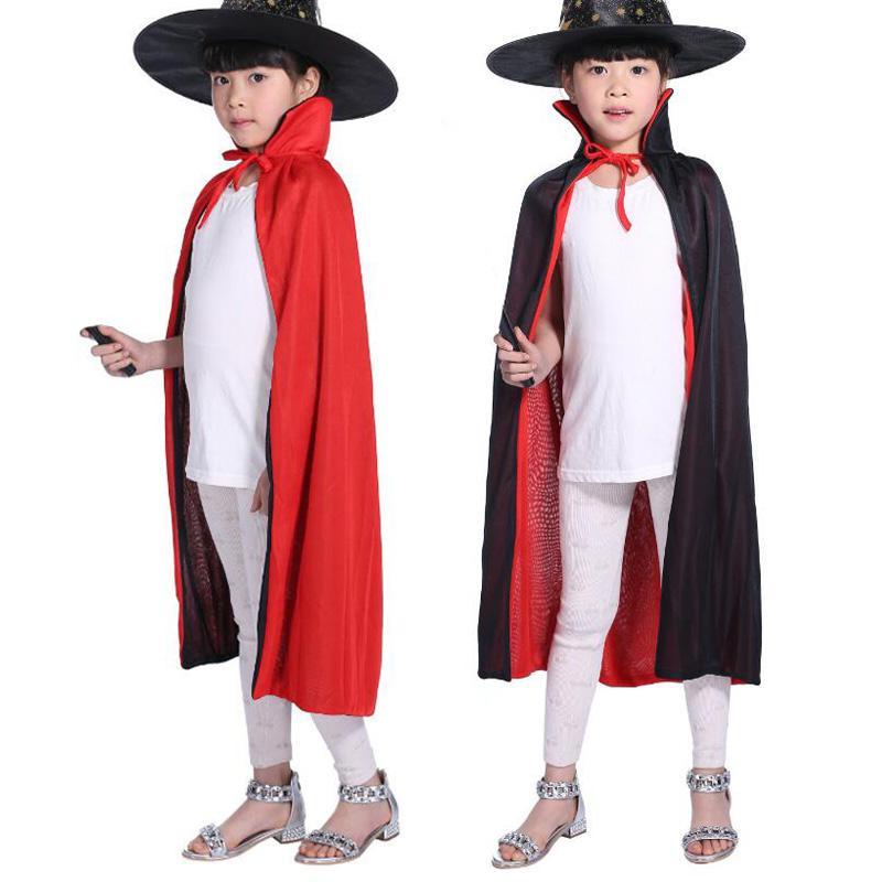 ... Nero Vestito Reversibile Del Ghetto Del Diavolo Del Pirata Del Demone  Del Vampiro Del Pirata Il Partito Di Halloween Bambini Di Pasqua Dei  Capretti ... 04acc4e945f3