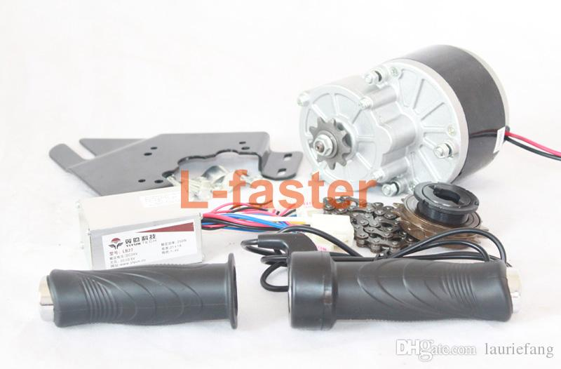 simple homemade electric motor. 24V 250W ELECTRIC BICYCLE MOTOR KIT E-BIKE CONVERSION SIMPLE DIY EBIKE HOMEMADE COOL CHANGE MODIFIED BIKE Simple Homemade Electric Motor
