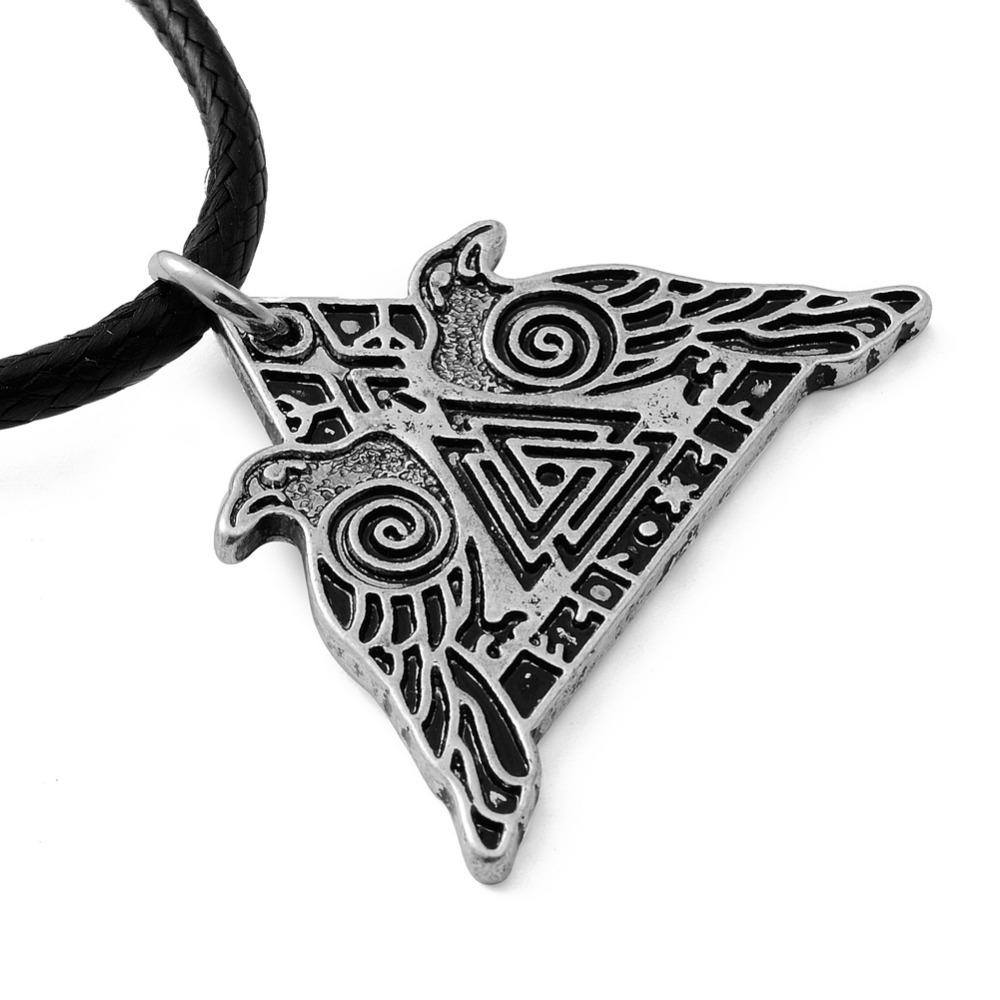 necklace warrior found isla product silver