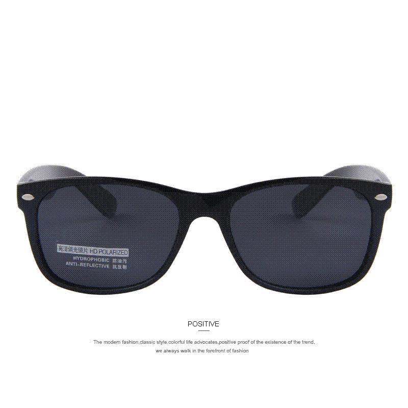 8acd1273c8b7 MERRY'S Men Polarized Sunglasses Classic Men Retro Rivet Shades Brand  Designer Sun glasses UV400 Cheap sunglasses ok