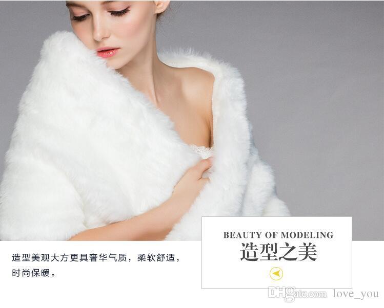 Luxurious Ostrich Feather Bridal Shawl Fur Wraps Marriage Shrug Coat Bride Winter Wedding Party Boleros Jacket Cloak LD05093