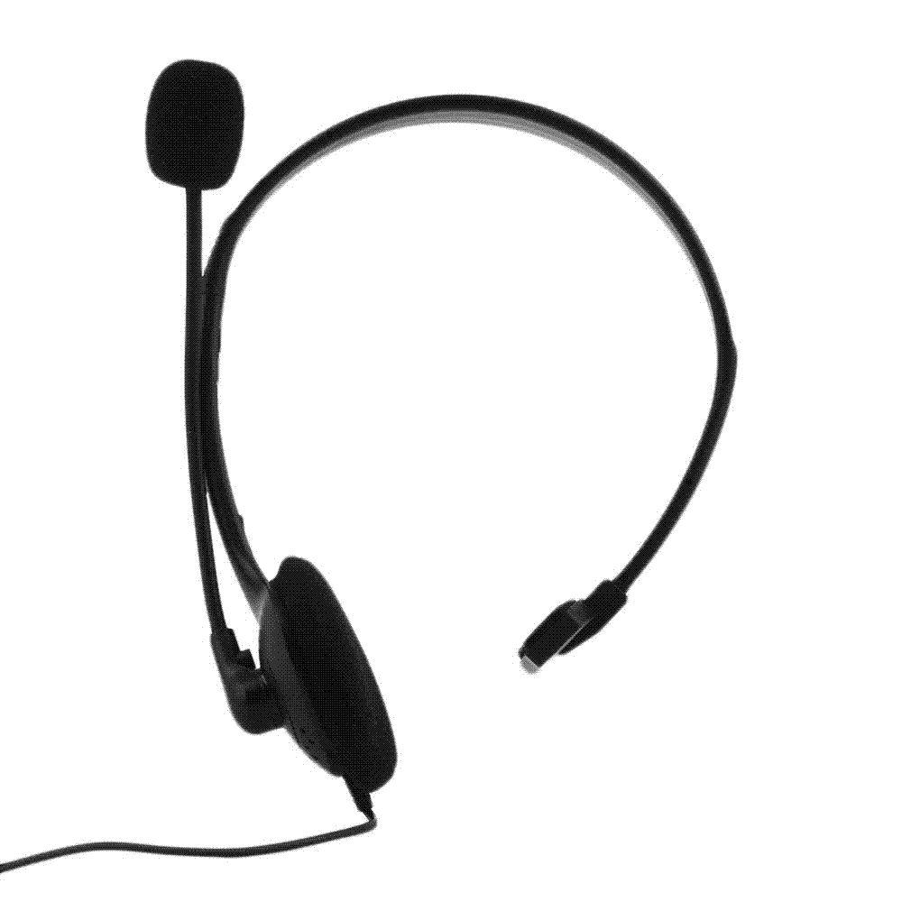 New Handsfree Over Ear Wired Game Earphone Headphones Gaming Headset ...