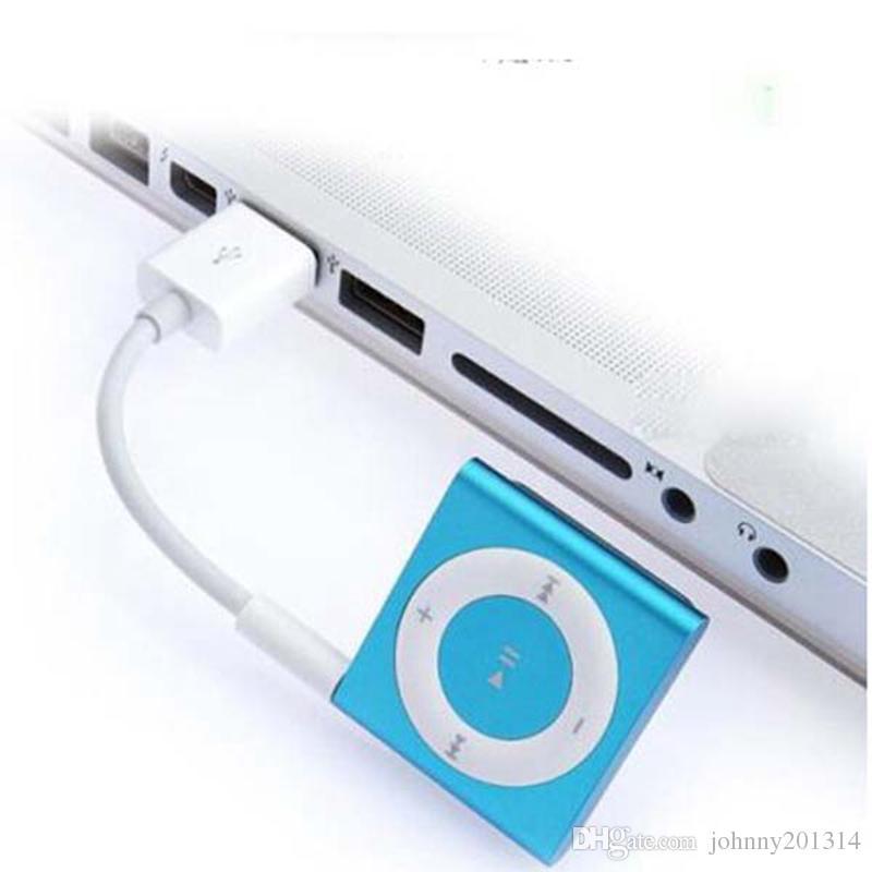 Высокое качество данных USB кабель для Shuffle кабель для MP3 MP4-плеер адаптер спикер USB данных зарядное устройство кабель шнур