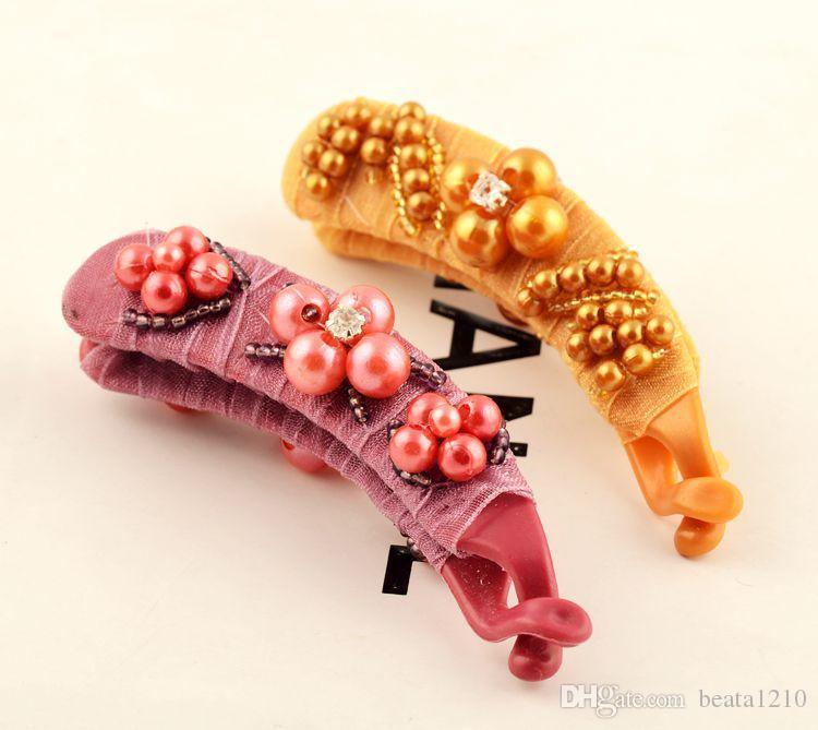 Fashion Hair Clips for Women Gifls Jewelry Stores 2018 Hot Barrettes Birthday Gifts Korean Style Hair Accessories Head Wrap Mix Colors