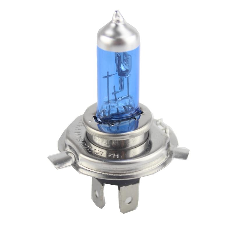 High Quality H4 Super Bright White Fog Xenon Halogen Bulb 12v 55W Car Head Lamp Light Car Styling Car Light Source Parking order<$18no