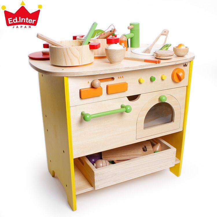 Großhandel Baby Spielzeug Japan Ed.Inter Große Simulation Küche ...