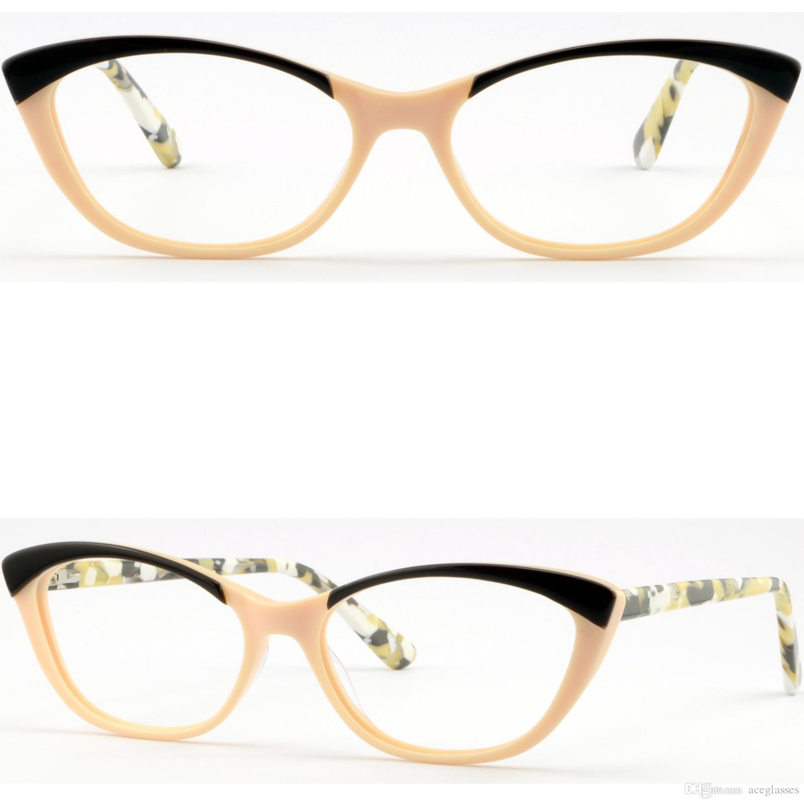 9b7a965e6b Full Rim Women s Cat Eye Frames Stylish Prescription Glasses RX ...