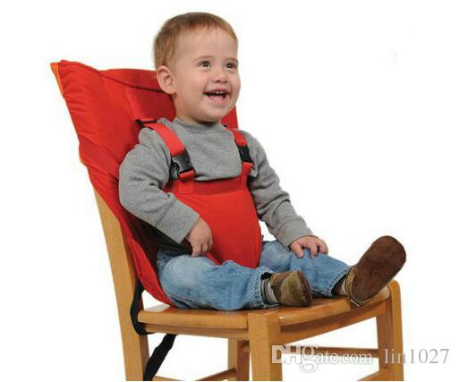 Candy colors baby Portable Seat Cover Sack'n Seat Kids Safety Seat Cover Baby Upgrate Baby Eat Chair Seat Belt